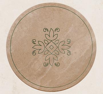 Tavoli Da Giardino In Ceramica Usati.Giardini Italiani Tavoli In Ceramica Di Deruta