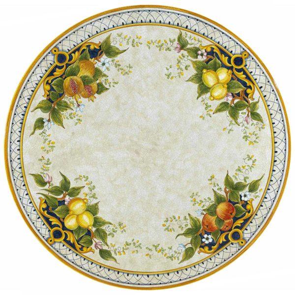 tavoli ceramica di deruta tropea