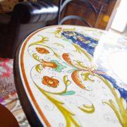 tavoli da giardino in pietra Gubbio