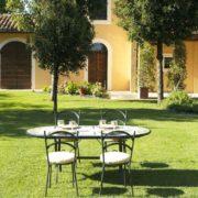 tavoli in ceramica da giardino imperia