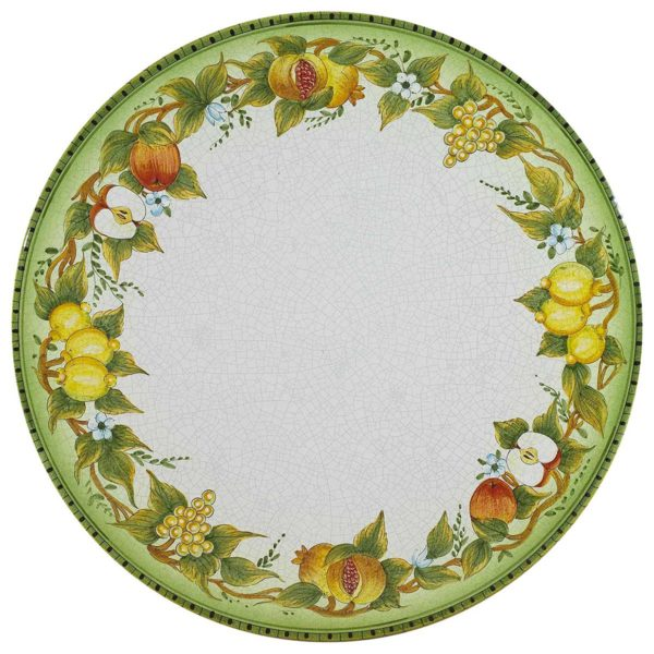 tavoli in maiolica Cortina