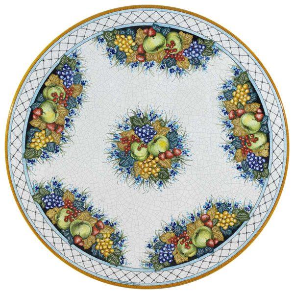 tavolo di ceramica Napoli