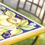 tavolo di pietra pescara