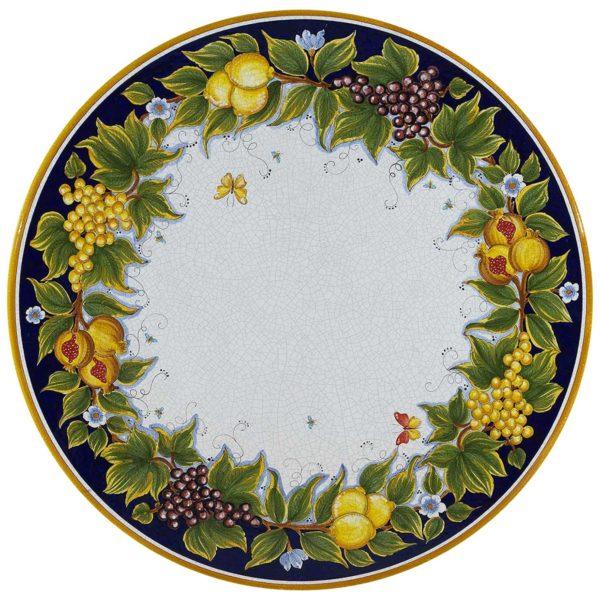 tavolo esterno ceramica pescara